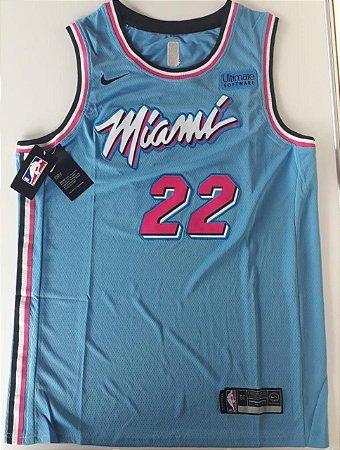 Camisa NBA Miami azul XGG