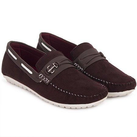 Sapato Masculino Mocassim La Faire 3051