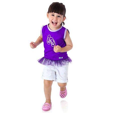 Bailarina Roxa