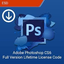Adobe Photoshop CS6  - ESD - Dwonload