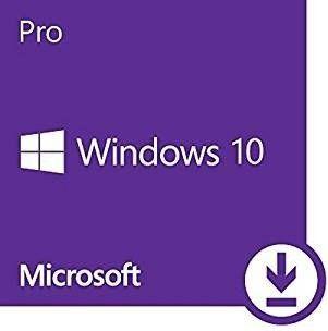 Microsoft Windows 10 Pro 32/64 Bits FPP