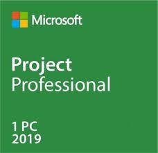 LICENÇA MICROSOFT OFFICE PROJECT PROFESSIONAL 2019 FPP DOWLOAD