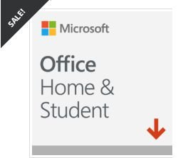 MICROSOFT OFFICE HOME STUDENTS 2019 – 32 / 64 BITS – ESD - 1PC (DOWNLOAD)