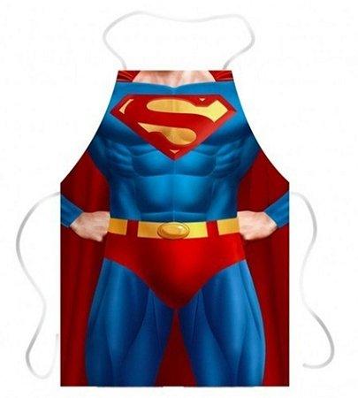 Avental Divertido Super Homem