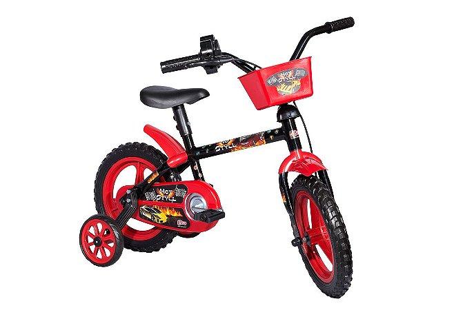Bicicleta Hot Styll Aro 12 - Styll Kids