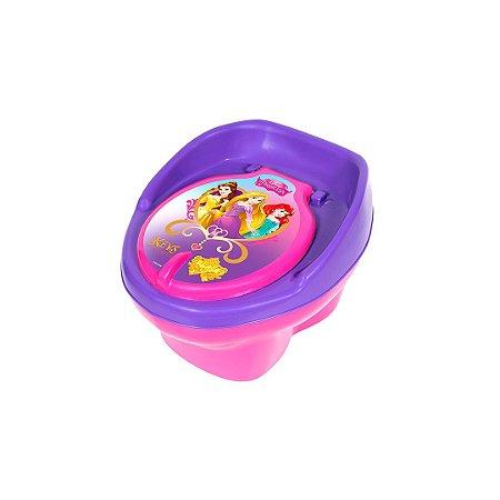 Troninho Penico Infantil - Princesas Disney - Styll Baby