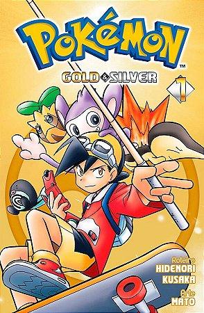 Pokémon Gold & Silver 01