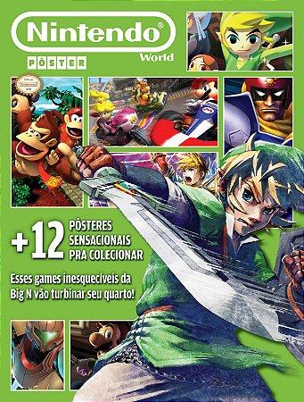 Nintendo Pôster 02