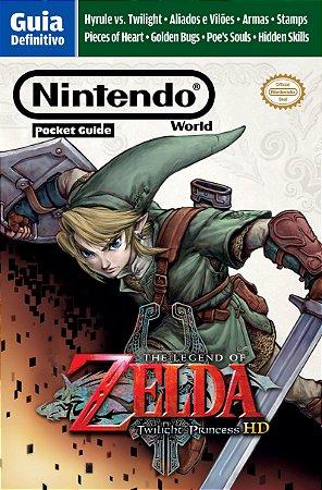 Nintendo Pocket Guide 03 [Twilight Princess HD]