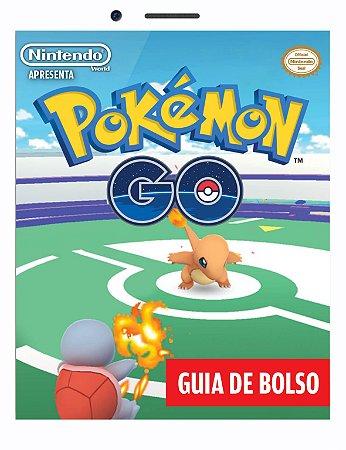 Nintendo Pokémon GO 03 [Guia de Bolso]