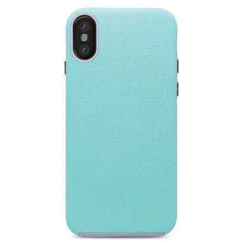 Case Dupla Antichoque Strong Duall Acqua Sky - iPhone X