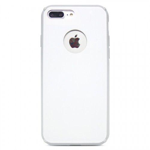 Capa Antichoque Glass Case White - iPhone 7Plus/8Plus