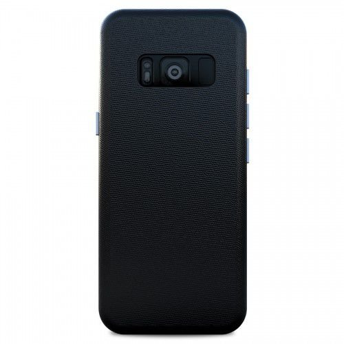 Case Antichoque Strong Duall Black para Samsung Galaxy S8