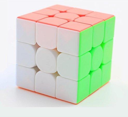 Cubo Mágico Profissional MoYu stickless 3x3x3
