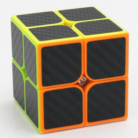Cubo Mágico Profissional Zcube stickless 2x2x2