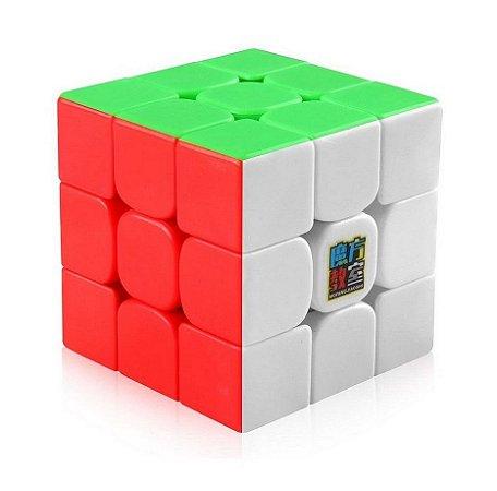 Cubo Mágico Profissional MoYu MF3RS stickless 3x3x3