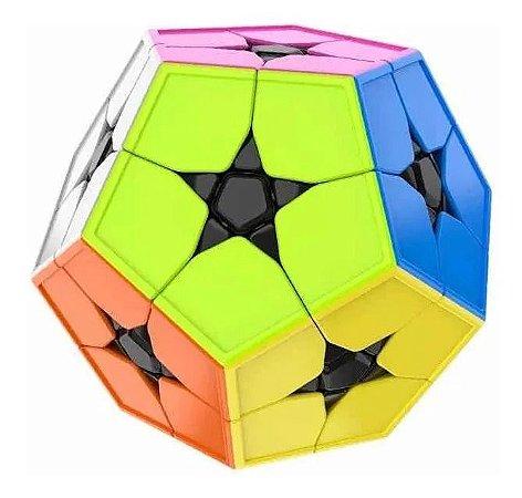 Cubo Mágico Profissional MoYu Meilong Megaminx 2x2x2