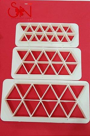 Cortador de Mosaico Figura Geométrica Samira Nunes