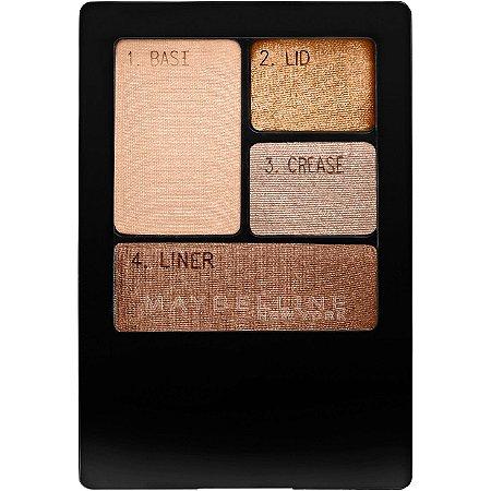 Maybelline - Sombra Expert Wear Quarteto - 22Q - Chai Latte