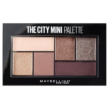 Maybelline - The City Mini Palette - 410 - Chill Brunch Neutrals