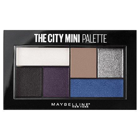 Maybelline - The City Mini Palette - 440 - Concrete Runway