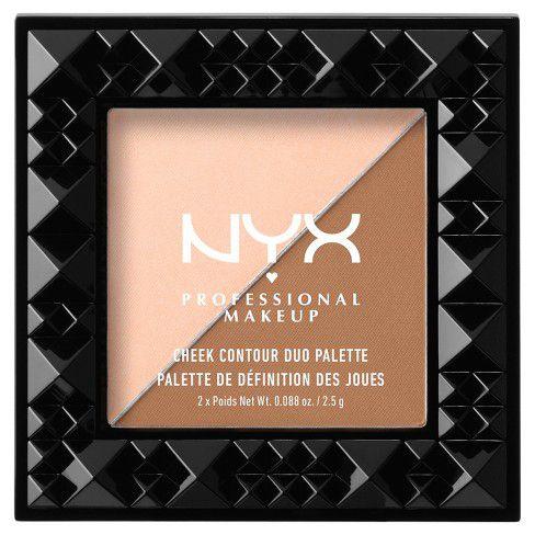 NYX - Professional Makeup Cheek Contour Duo Palette Cheek On Cheek