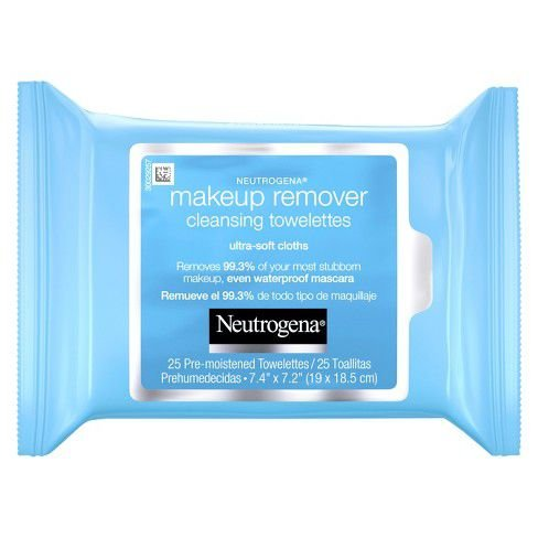 Neutrogena - Makeup Remover Cleansing Towelettes Refill, 25 Ct