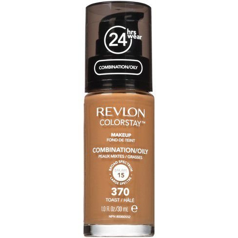 Revlon - Colorstay Makeup For Normal/Dry Skin - 370 - Toast