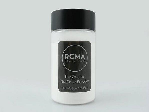 Rcma - Pó Makeup No Color