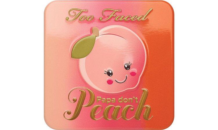 Too Faced - Sweet Peach Papa Dont Peach Blush