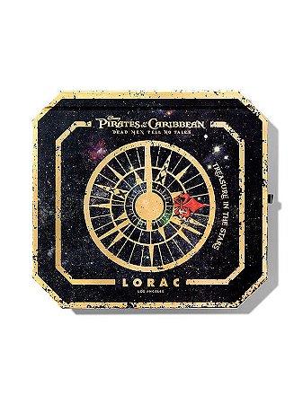 Lorac - Piratas Do Caribe Paleta De Sombras Pro Edição Limitada