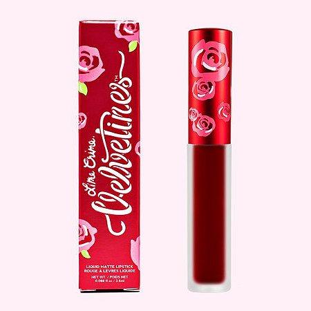 Lime Crime - Velvetine Matte Liquid Lipstick - Feelins