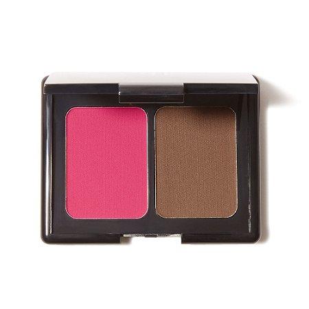 E.l.f - Aqua Beauty Blush & Bronzer - Bronzed  Violet