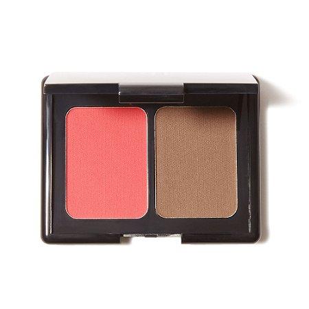 E.l.f - Aqua Beauty Blush & Bronzer Bronzed - Peach