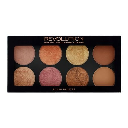 Makeup Revolution  - Revolution Ultra Palette Golden Sugar 2 - Blush, Bronze & Highlight
