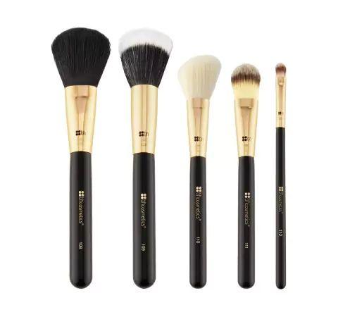 Bh Cosmetics - Face Essential - 5 Piece Brush Set