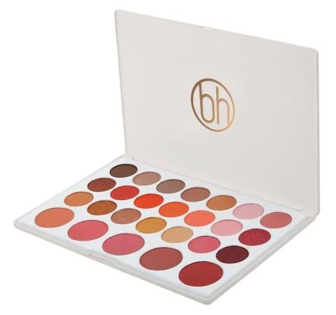 Bh Cosmetics - Nouveau Neutrals - 26 Color Shadow & Blush Palette