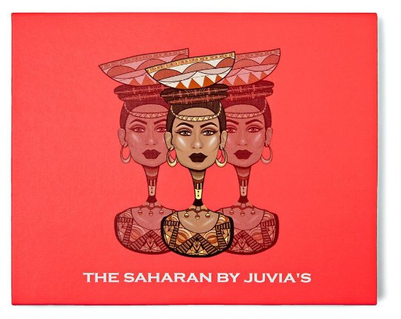 Juvia'S Place - Paleta The Saharan