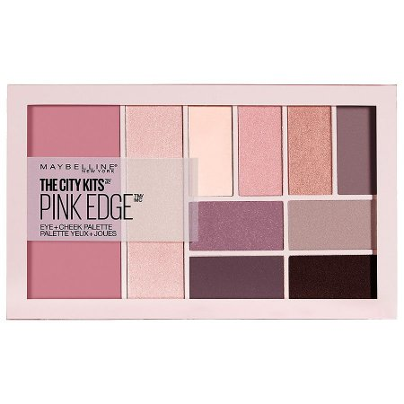 Maybelline - The City Kits All-in-One Eye & Cheek Palette,Pink Edge