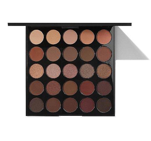 Morphe - 25B Bronzed Mocha Eyeshadow Palette