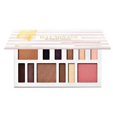 Bh Cosmetics - Illuminate By Ashley Tisdale - Night Goddess-12 Color Eye & Cheek Collection