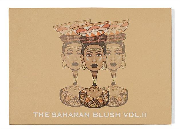 Juvia'S Place - The Saharan Blush Vol. 2