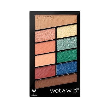 Wet N Wild - Paleta Color Icon 10 Pan - Stop Playing Safe - 763D