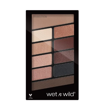Wet N Wild - Paleta Color Icon 10 Pan - Nude Awakening - 757A
