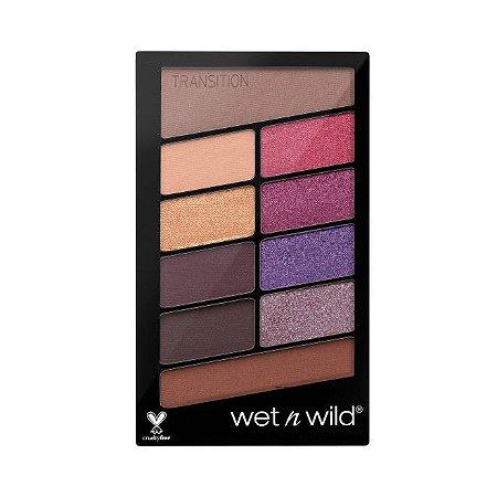 Wet N Wild - Paleta Color Icon 10 Pan - V.I.Purple - 761B