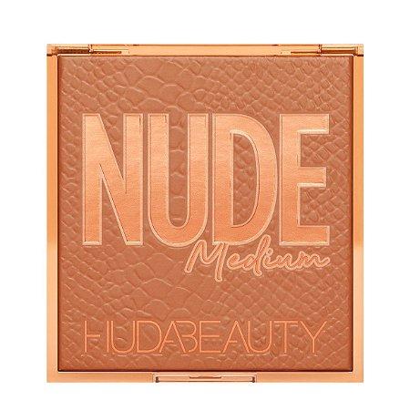 Huda - Paleta Nude Obsessions - Medium