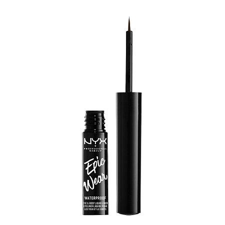 Nyx - Delineador Epic Wear - Black - Prova d'agua