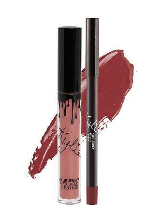 Kylie Cosmetics - Batom E Lápis Matte - Twenty