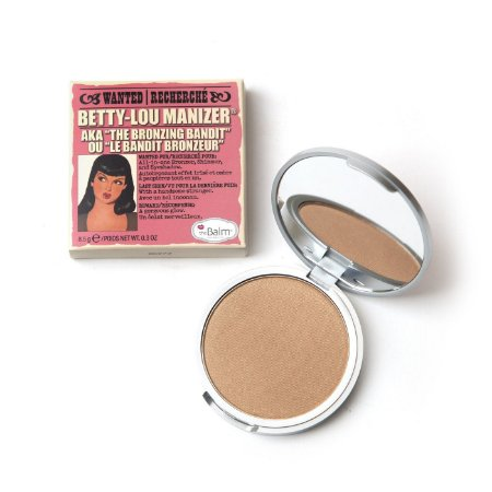 The Balm - Iluminador e Sombra - Betty-Lou Manizer
