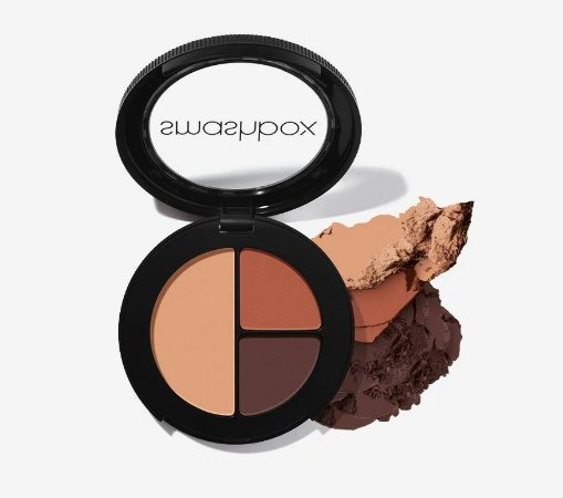 Smashbox - Paleta Trio - Nudie Pic Deep